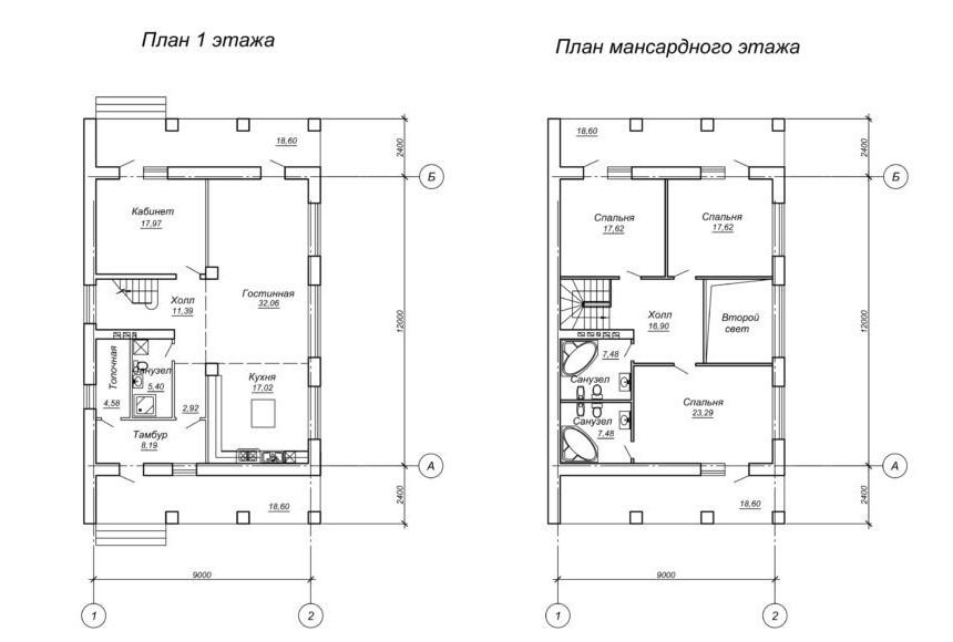 Проект будинку із соломи