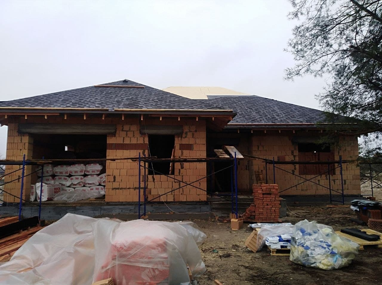 Построить дом из керамоблока в Вышгородском районе