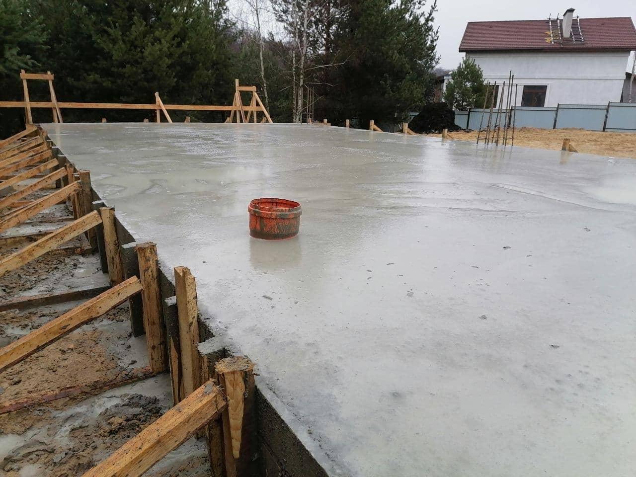 заливка бетона 5
