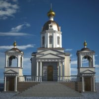 Храмовые комплексы